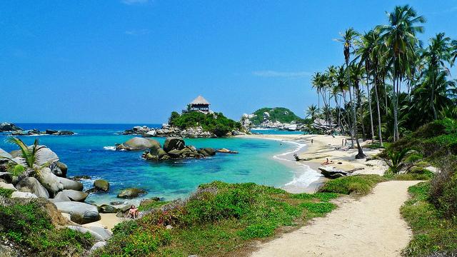 Our Favorite 5 Beaches In Santa Marta